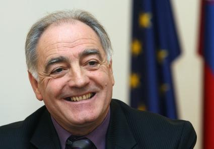 Шефът на европейската гимнастика на посещение в България
