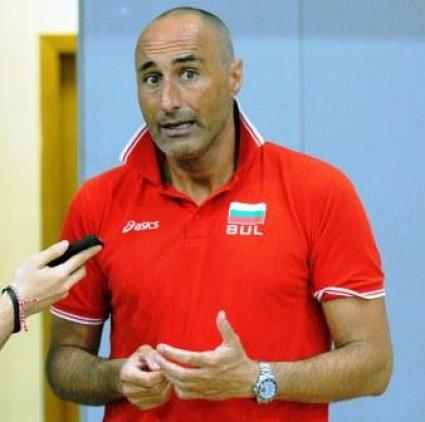 Абонданца: Имах други идеи за развитието на българския волейбол, но федерацията не ги прие