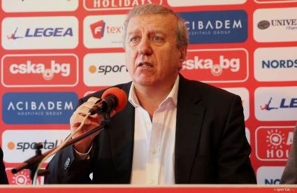 Ръководството на ЦСКА заплаши враговете си с гневна декларация