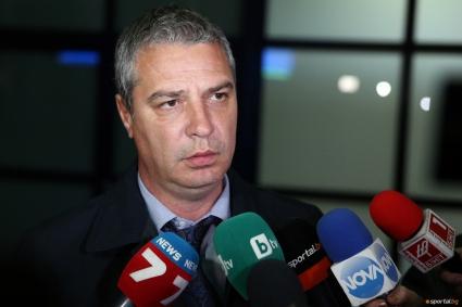 Сашо Станков: Не съм доволен, нормално е да ни вкарат