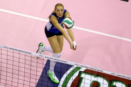 Нова победа за Елена Колева и Сан Кашано в Серия А2