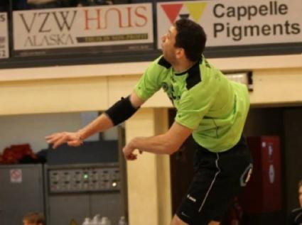 Аначков заби 18 точки (4 аса) в генералната репетиция преди плейофите в Белгия