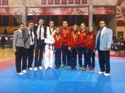 Спортният талант Теодор Георгиев със златен медал в Белград