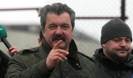 Батков на късна среща с феновете на Левски