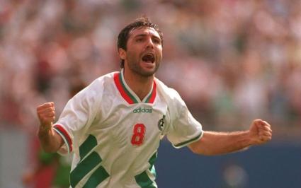 Стоичков е личност №61 в историята на мондиалите, друг българин няма