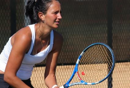 Найденова се класира за полуфиналите на двойки на турнир в Австралия