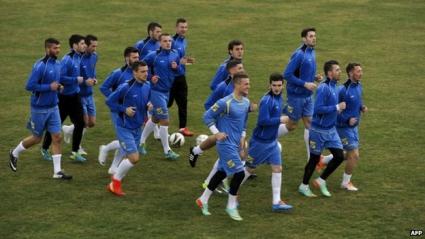 Косово завърши наравно в дебюта си на международната сцена