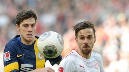 Щутгарт пропусна дузпа и изтърва победата срещу последния (видео)