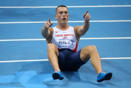 Британецът Килти триумфира в спринта на 60 метра