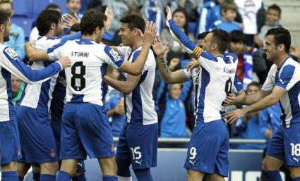 Еспаньол запази надежди за Европа с победа срещу тима на Гари Родригес