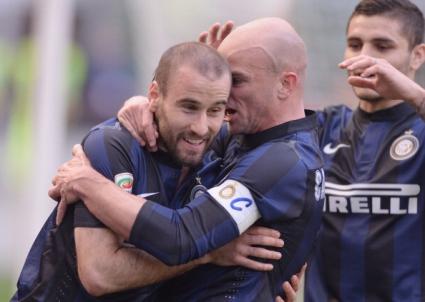 Интер се поздрави с победа за рождения ден