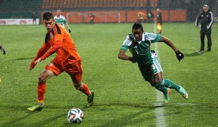 45 минути качествен футбол в Ловеч! Лудогорец спечели битката в редовния сезон (видео+галерия)