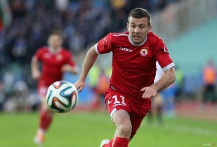 Още един титуляр на ЦСКА виси за дербито с Левски