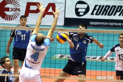 Плейофите във волейболната Суперлига стартират на 20 март