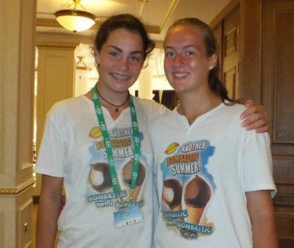 Две тенисистки от Изида бележат рекордно класиране в националната ранглиста