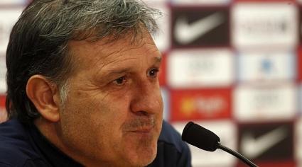 Тата Мартино: Мачът с Ман Сити започва от 0:0