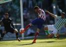 Атлетико превзе върха след успех в Севиля (видео)