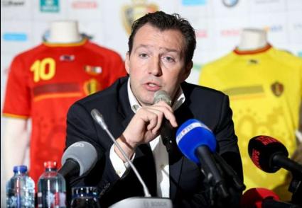 Вилмотс остава начело на Белгия до Мондиал 2018