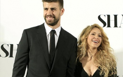 Пике ще стане президент на Барселона, твърди Шакира