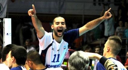 Волейболист стана шампион след №1 при аматьорите