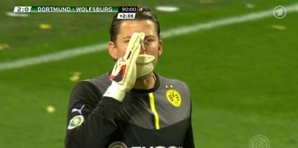 Вижте скандала между двамата от Дортмунд (видео)