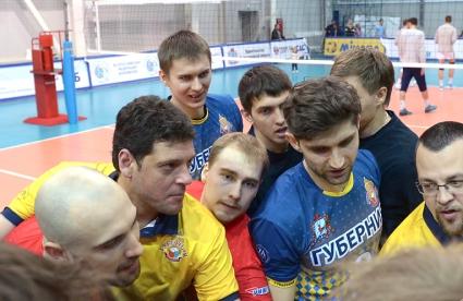 Пламен Константинов и Губерния на крачка от финалите след 3:0 над Газпром на Алексиев и Тодоров в 1/4-финал №3