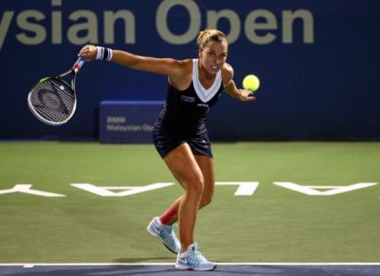 Цибулкова срещу Векич на финала в Куала Лумпур