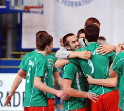 Младежите на България с 3:2 над Белгия във втората контрола
