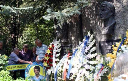 Левски ще награди посмъртно седем легендарни футболисти и чешки треньор