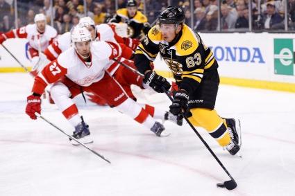 Бостън изравни серията срещу Детройт