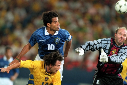 Шампион от САЩ'94: Ако Бразилия не спечели световното, няма да е трагедия
