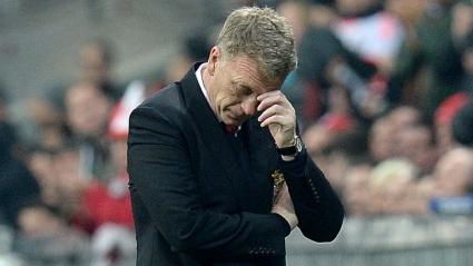 Ман Юнайтед уволнява Мойс, твърдят медии в Англия