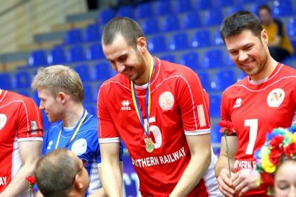 Георги Братоев стана шампион на Украйна (ВИДЕО + ГАЛЕРИЯ)
