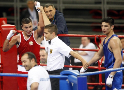 Благой Найденов донесе втори медал за България