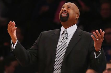 Ню Йорк Никс уволни Уудсън