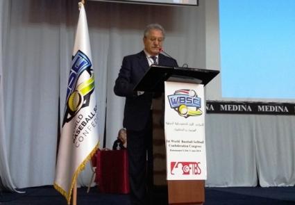 """Рикардо Фракари оглави WBSC с думите: """"Съединението прави силата"""""""