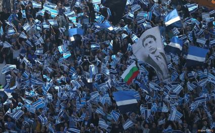 Голям интерес към билетите за Левски - Лацио (видео)