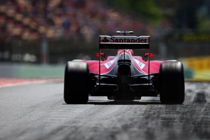 Райконен поиска обяснение от Ферари за стратегията