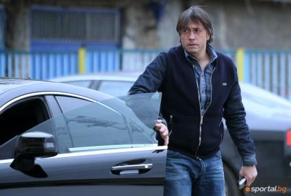 Тонев гарантира: Левски ще има стадион