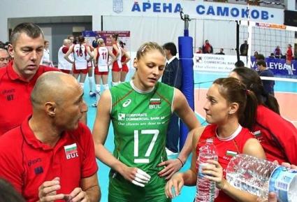 Страшимира Филипова: Не е реално да тренираме без треньор