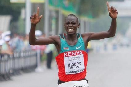 Кипроп се прехвърля в маратона