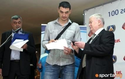 Владо Николов: Една седмица спах с фланелката на Левски
