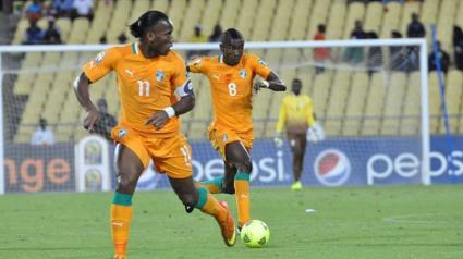 Дрогба и Яя Туре ще водят Кот д'Ивоар на световното