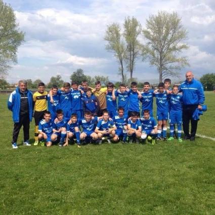 Децата на Левски спечелиха Столичното първенство