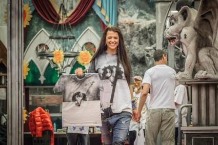 Ники Михайлов плати 500 лева за фланелка на Бориса