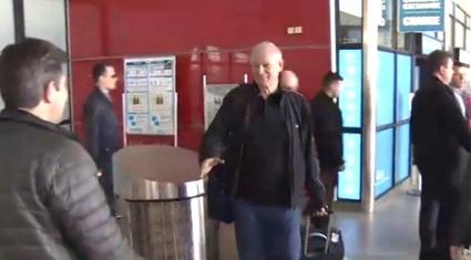 Владимир Кузюткин вече е в България (ВИДЕО)