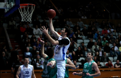 Левски надигра Балкан за 1-2 в полуфиналите (галерия)