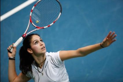 Шиникова вече е полуфиналистка в Зелона Гора