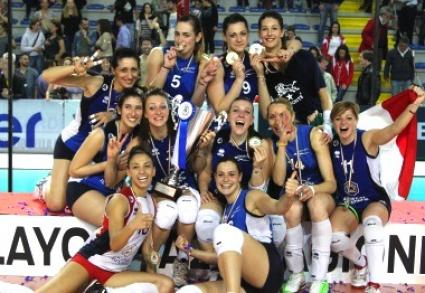 Елена Колева класира Сан Кашано в Серия А1