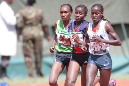 Гладис Чероно с победа на 5000 м